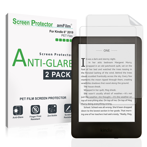 amFilm Kindle, Paperwhite, Paperwhite 3 & Touch Screen Protector